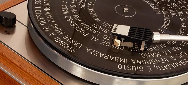 "Vinyl Edition - Fedora Saura ""La Via della Salute"""